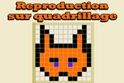Reproduction Sur Quadrillage